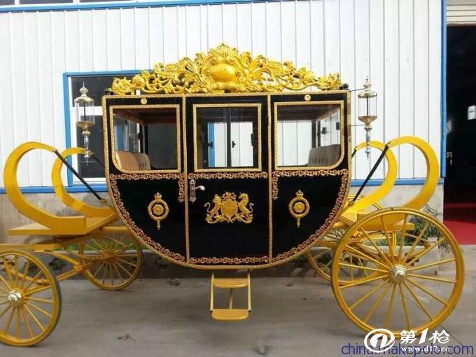 上海豪华南瓜马车出租,皇家马车出租
