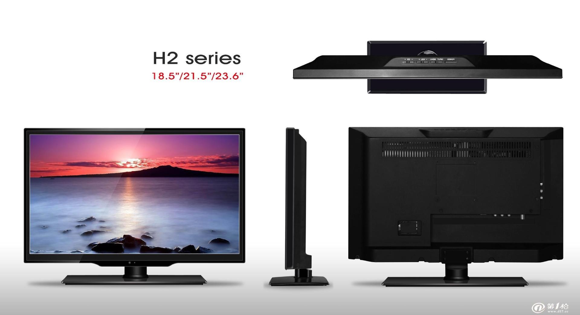 网络智能led电视机