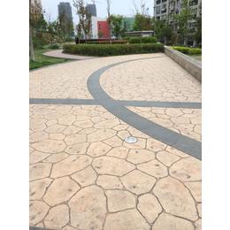 内蒙古压模地坪 包头压模地坪施工 呼和浩特市压模地坪