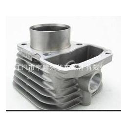 供应摩托车汽缸  铝铁汽缸 CG125小叶片