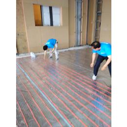 庆碳纤维电地暖安装公司  碳纤维发热电缆厂家