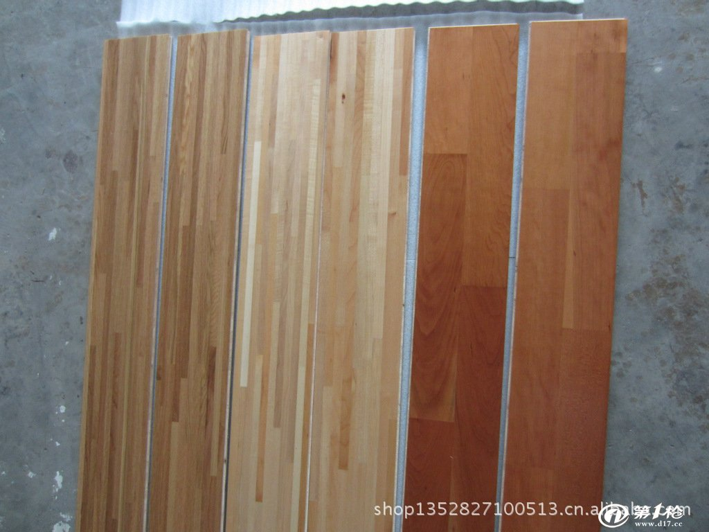 美国进口樱桃木,黑胡桃三层,多层实木复合地板,楼盘精装工程板
