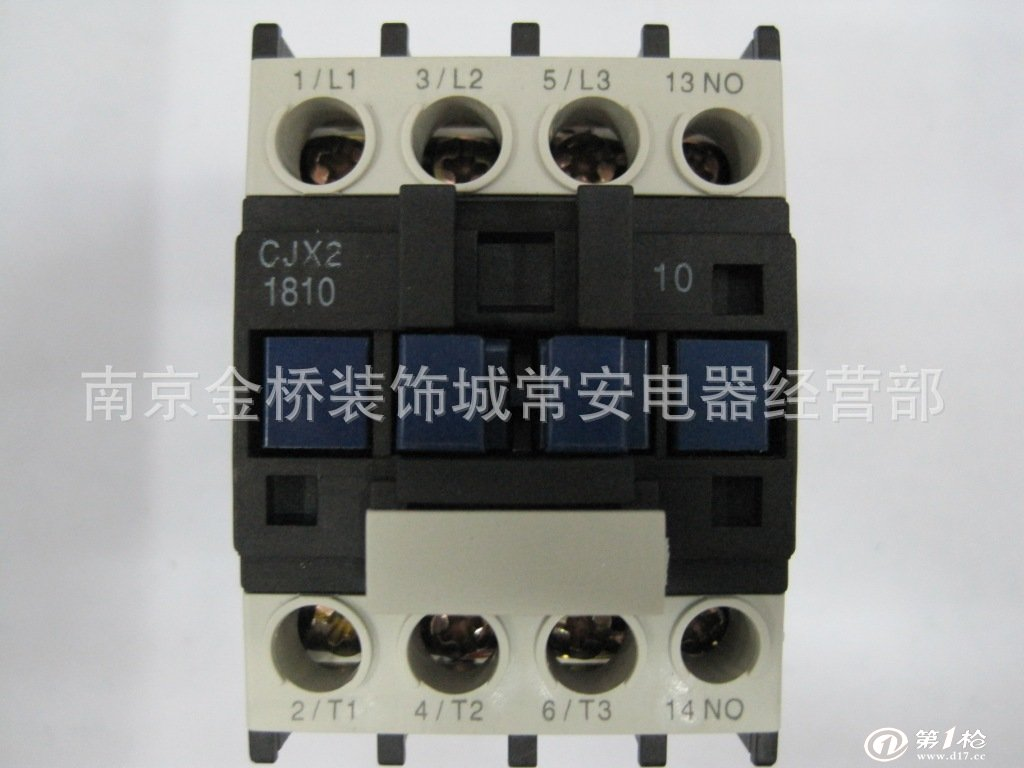 并可与适当的热过载继电器或电子式保护装置组合成电磁起动器,以保护