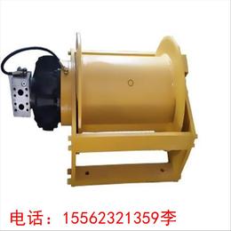 山东4-12钻机用液压绞车吊机用卷扬机用途图片
