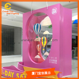 供应商场美陈道具定制商场DP道具玻璃钢厂家橱窗道具定制