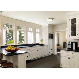 ****环保板式家具 江西供应新中式风格橱柜
