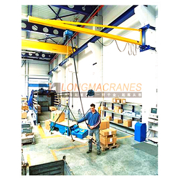BX型壁柱墙式旋臂起重机非标定制厂家销售