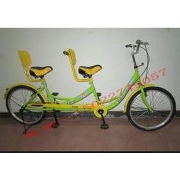 供应奥威特双人自行车24寸自行车