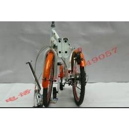 供应路奇士折叠自行车普通双人自行车