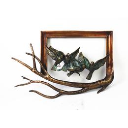 和信智造长期供应铜质工艺品和各式纯铜家居饰品工艺品摆件