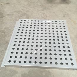 湖南传祺4s店微孔镀锌钢板天花  外墙门头冲孔板
