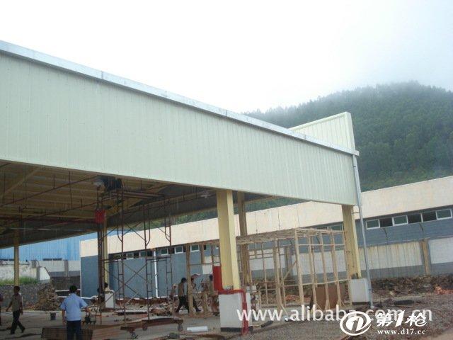 供应钢结构仓库施工