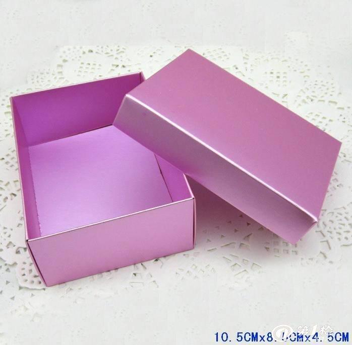 礼品盒批发可爱卡通饰品包装盒包装盒,项链盒,戒指盒彩盒包装盒