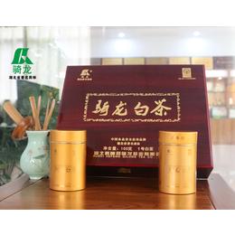 骑龙 骑龙牌 鹤峰茶 一号白茶 原产地 湖北 保质期18个月