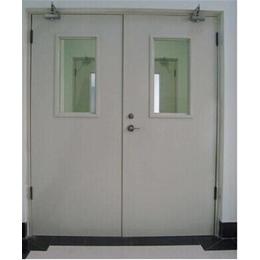 鑫源 厂家直销 钢质防火消防双开门 优质
