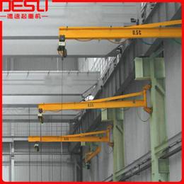 厂家直销500kg墙壁式电动旋臂吊墙壁式悬臂吊起重机