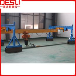 供应500kg欧式悬挂单梁起重机 电动悬挂单梁行车天车