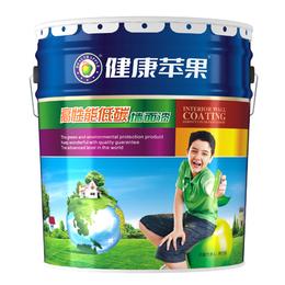 健康苹果漆供应内墙漆 高性能墙面漆 环保墙面漆 低碳墙面漆