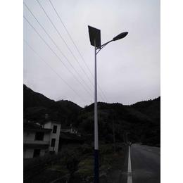 湖南娄底 6米农村太阳能路灯价格