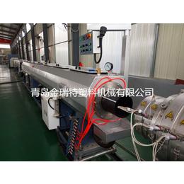 供应厂家直销HDPE大口径供水管材ptpt9大奖娱乐生产线