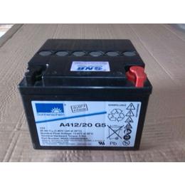 供应德国阳光蓄电池A412-65G6  胶体蓄电池