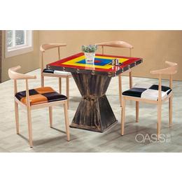 专业定制咖啡厅桌椅C1-2371厂家