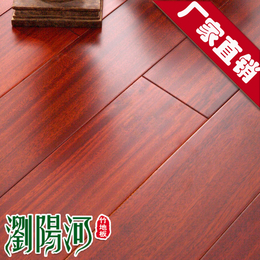 浏阳河 红檀香重竹地板价格 高耐重竹地板批发 重竹木地板厂家