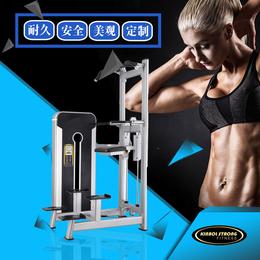 专业生产健身房专用上肢屈伸训练器 大型商用健身器材