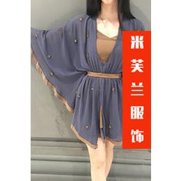 东安县米芙兰服饰专业批发专柜正品外贸女士精品上衣批发