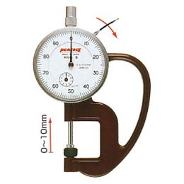 PEACOCK孔雀日本尾崎厚度测量器0.01毫米类型