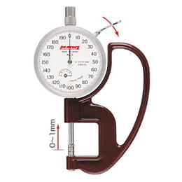 PEACOCK孔雀日本尾崎厚度测量器0.001mmG类型