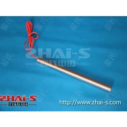 供应品质保证不锈钢单头电热管