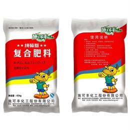 施可丰-纯硫基复合肥料