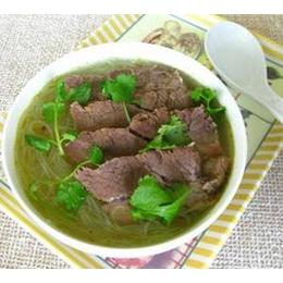 河南新乡牛肉汤制作培训学底料羊杂汤教早餐技术