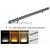 12W暖白光LED线条灯设计隐藏电源线安装方式缩略图1
