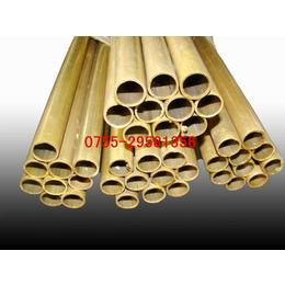 厂家直销H62薄壁黄铜管  电极铜管 紫铜盘管 铜管