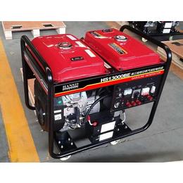 直銷230V  380V汽油發電機組10千瓦