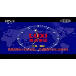 2017年CCTV13新闻频道整点报时价格