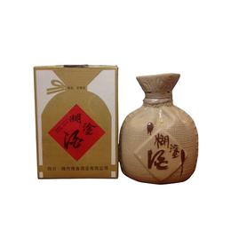 供应厂家直销2000年糊涂酒52度浓香型老酒