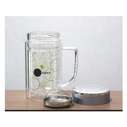 创意|<em>杯子</em>|礼品|<em>玻璃杯</em>|双层<em>玻璃杯</em>|透明<em>玻璃杯</em>|办公杯