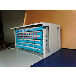 光纤配线架72芯ODF单元箱配线箱满配FC单模一体