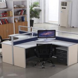 T型双人位办公桌 定制直销