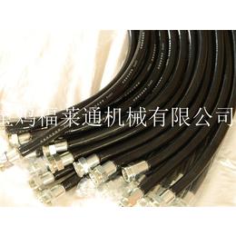 供应新疆BNG防爆挠性连接管 福莱通穿电缆橡胶防爆挠性管