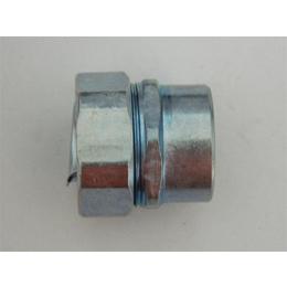 福莱通内螺纹金属软管接头 DPN金属软管锁头 厂家