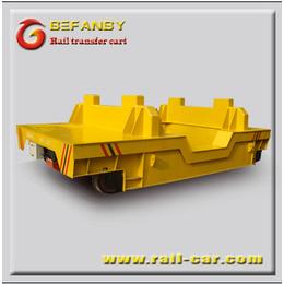 供应KPC-10T滑触线轨道电动平车炼钢厂耐高温钢包车