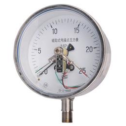 YXC-103B-F电接点压力表
