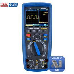 真有效值数字万用表示波器高端高精度万用表DT-9989