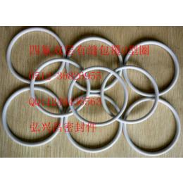 PTFE四氟双层有缝白色O型圈74.7x5.33缩略图
