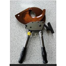索日牌 棘轮线缆剪刀J95 手动断线钳 机械电缆剪