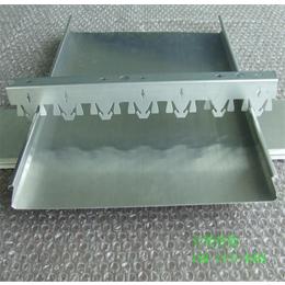 新乡加油站罩棚吊顶300宽条形铝扣板 钢结构棚S型铝条扣板